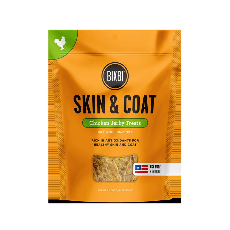 Bixbi Treat Skin & Coat Chicken