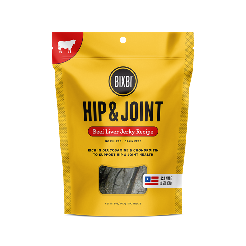 Bixbi Treat Hip & Joint Beef