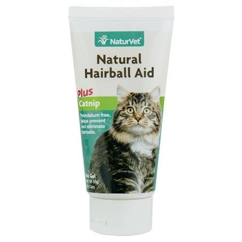NaturVet Hairball Gel Catnip
