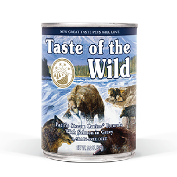 Taste Of The Wild Dog Can Pacific