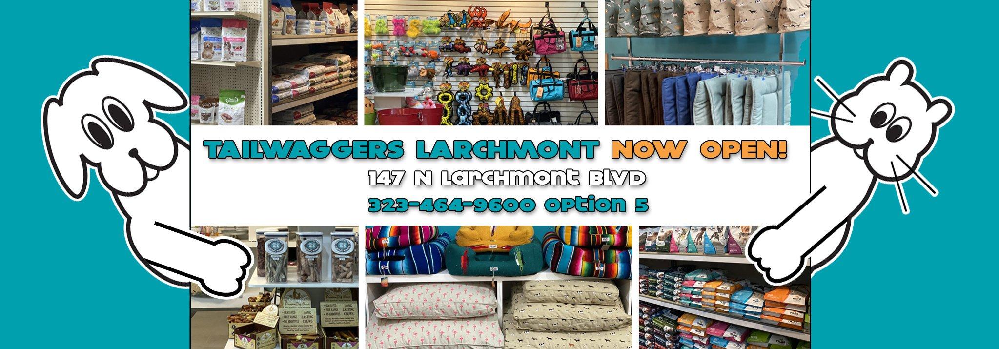 Larchmont Now Open