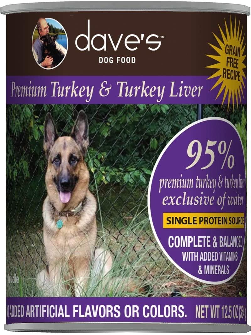 Dave's Dave's Dog 95% Turkey