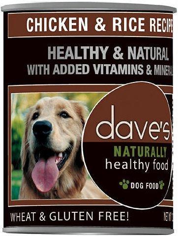 Dave's Dave's Dog Chicken & Rice