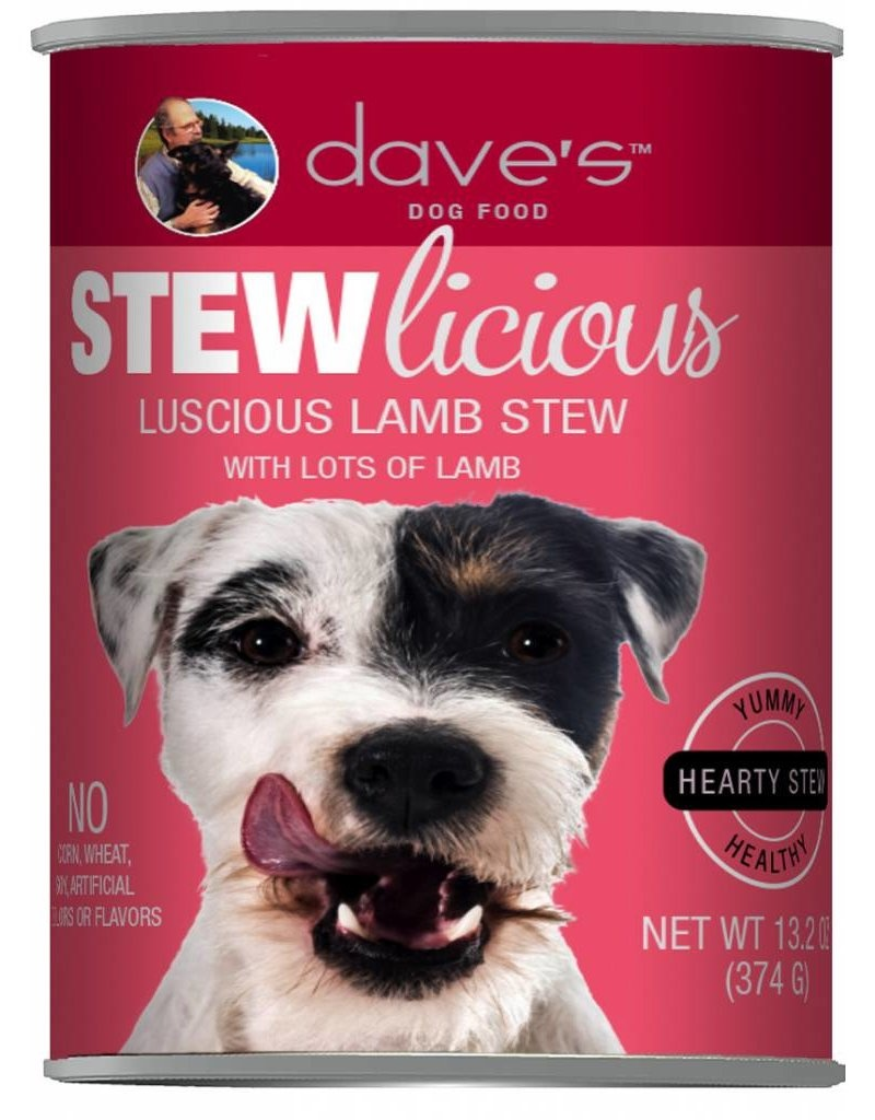 Dave's Dave's Dog Lamb Stew