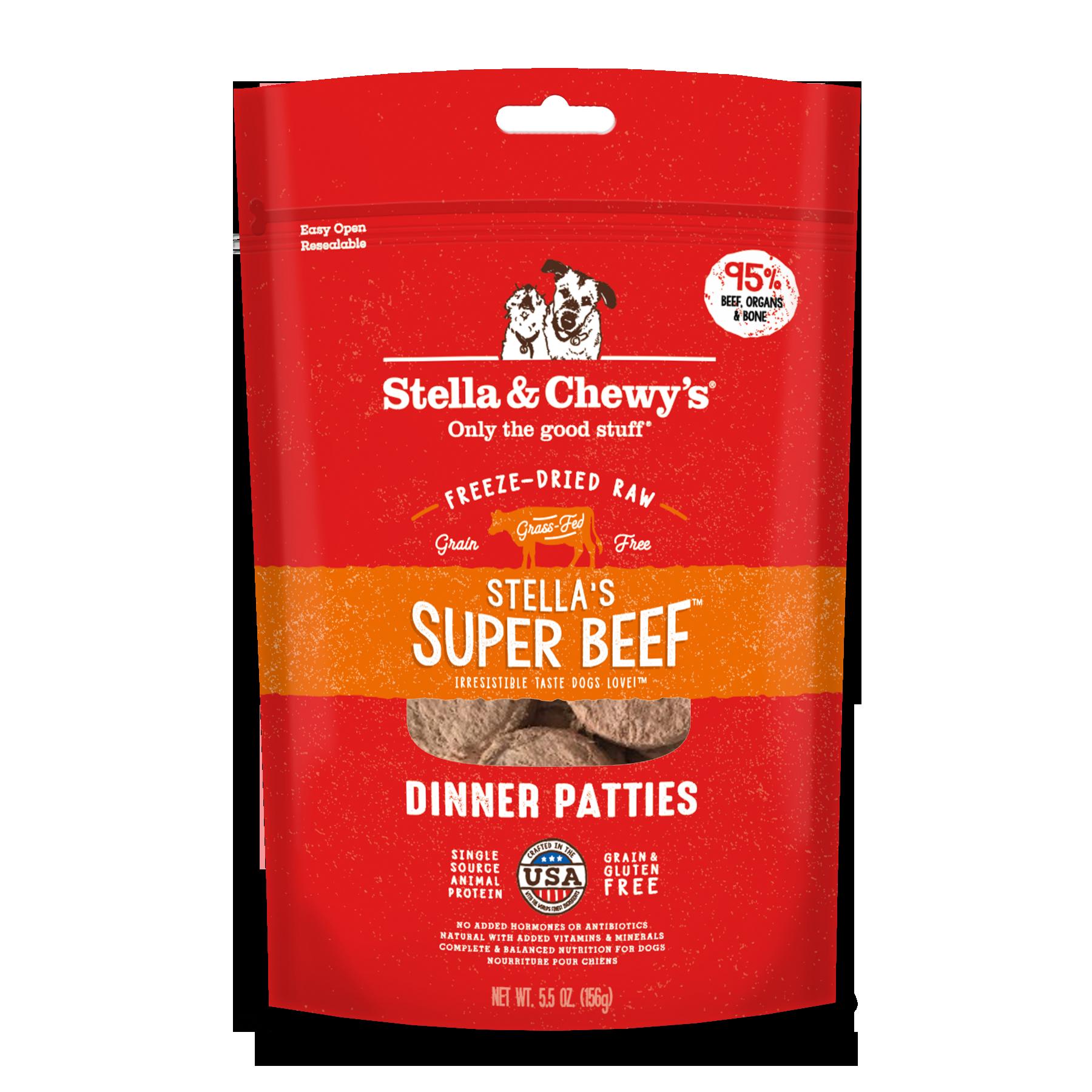 Stella & Chewy's Stella & Chewy's Beef 14oz