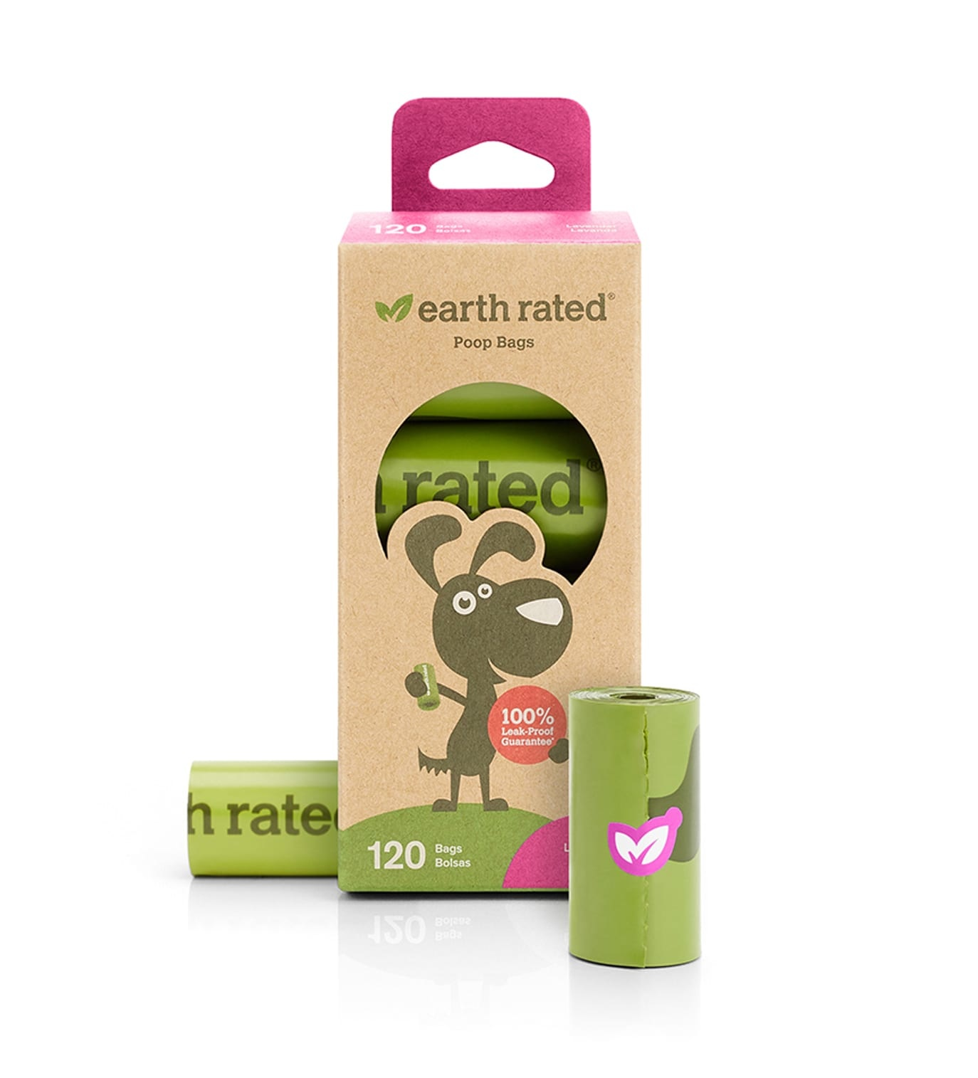 Earth Rated Earth Rated Poop Bags 8/120 Count