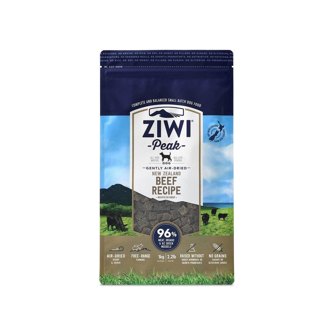 Ziwi Peak Ziwi Peak Dog Beef