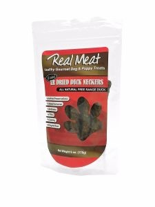 Real Meat Real Meat Duck Neckers 6oz