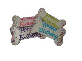 Preppy Puppy Preppy Puppy Happy Birthday Bone Regular