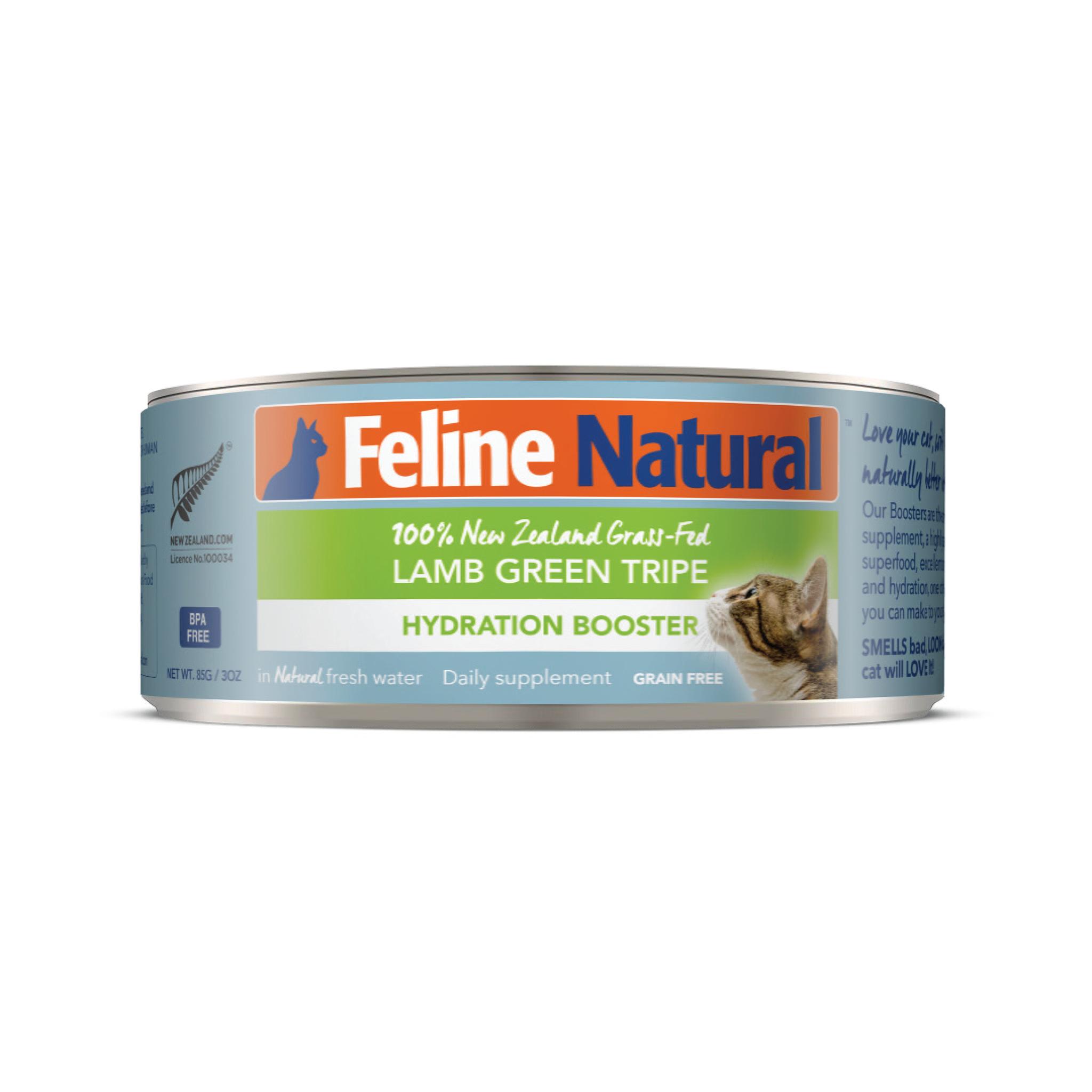 k9 Natural Feline Natural Cat Can Lamb Tripe Boost 3oz