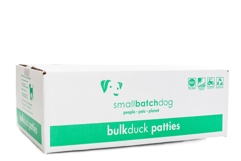 SmallBatch SmallBatch Frozen Dog Duck