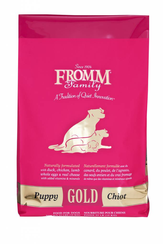 Fromm Family Fromm Dog Gold Puppy