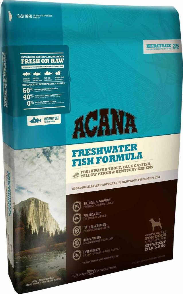 Acana Acana Freshwater Fish Dog