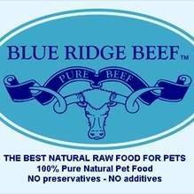 Blue Ridge Beef Blue Ridge Beef Quail and Bone 2#