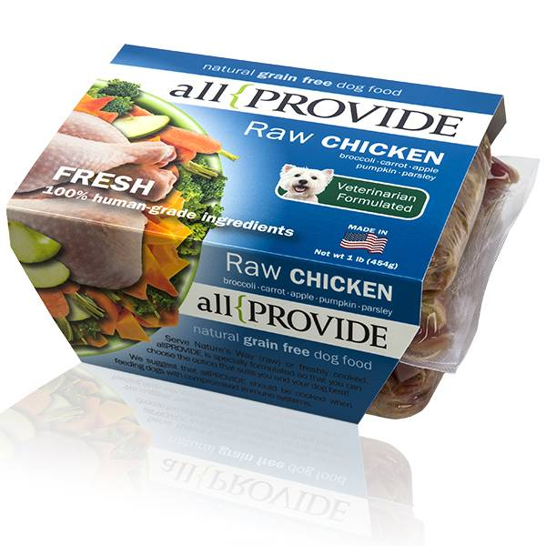 All Provide All Provide Raw Chicken