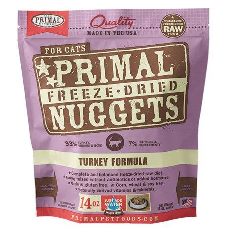 Primal Pet Foods Primal CAT Food Turkey 5.5oz