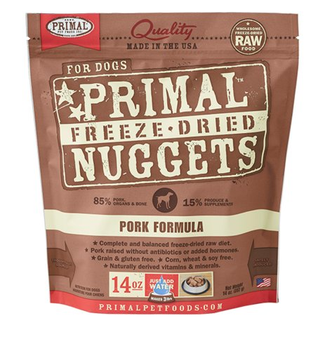 Primal Pet Foods Primal Dog Food Pork  14oz