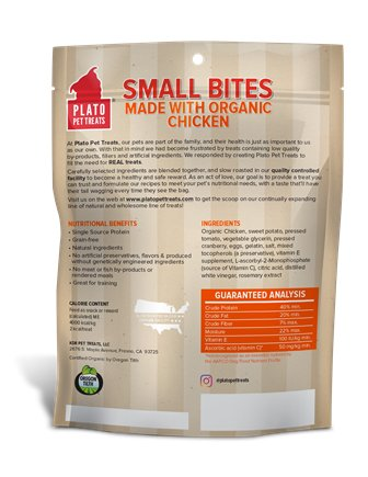 Plato Plato Small Bites Chicken 4oz