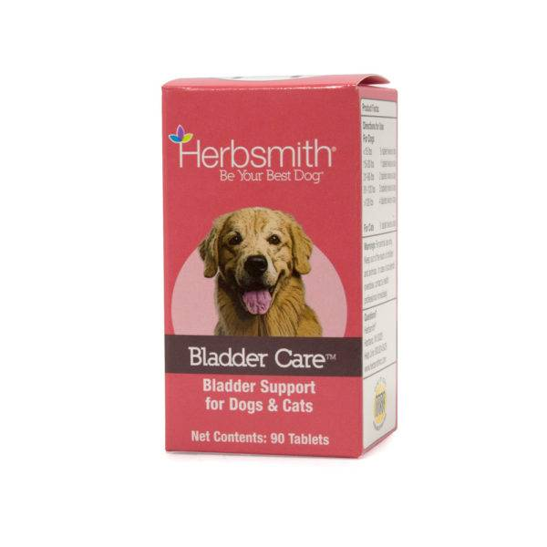 Herbsmith Herbsmith Bladder Care Tabs