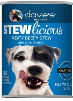 dave's Dave's Dog Meaty Stew