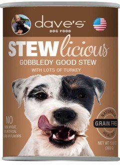 dave's Dave's Dog Gobble Stew