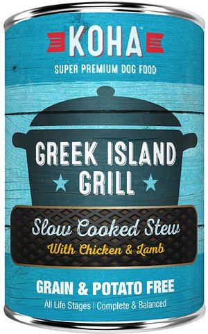 Koha Koha Dog Greek Island Grill