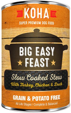 Koha Koha Dog Big Easy Feast