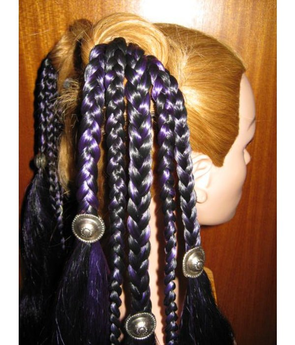 Gothic Witch hair falls