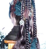 Hair Falls Tribal Fusion Magician, M