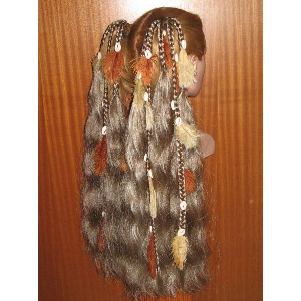 Hair fall pair Gypsy Magician M