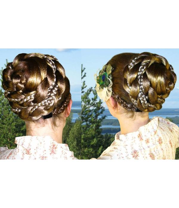 Rapunzel Braid Extra deepest black