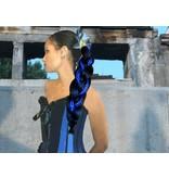 Supersize Fantasy Braid Special - black & blue