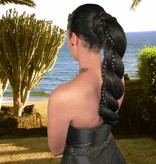 Supersize Fantasy Braid deepest black