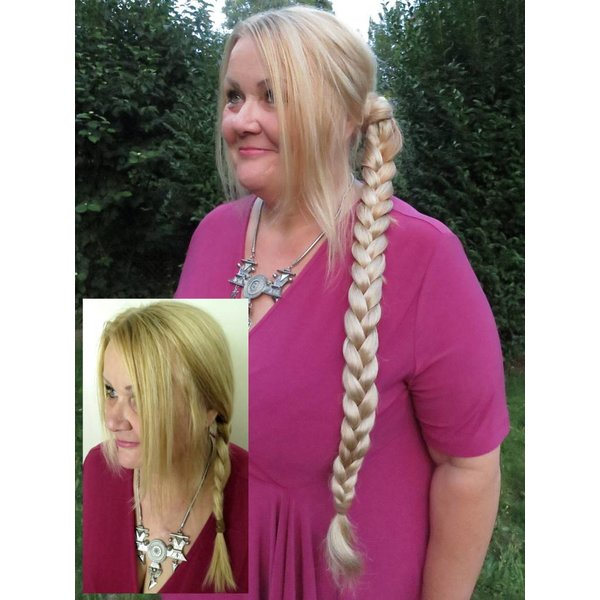 Braid Wonder - 22 IN paranda style hair filler
