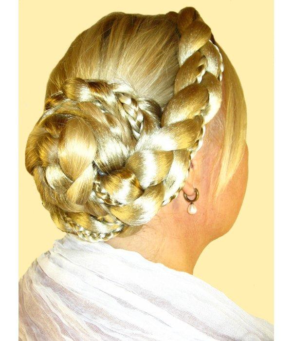 Braid Hair Crown Rapunzel