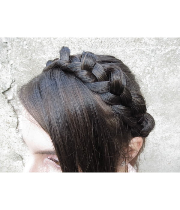 Braid Hair Crown Freyja