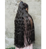 Hair Falls size L extra, waves