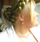 Braid & Halo Braid Crown M extra size
