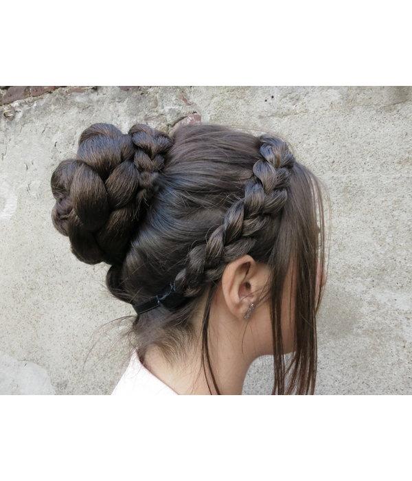 Braid/ Plait S size, crimped hair