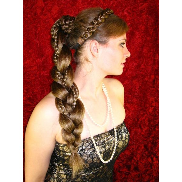 Supersize Fantasy Braid & Rapunzel Headband