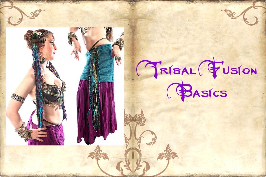 Tribal Fusion & Belly Dance Costume Basics I