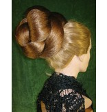 Supersize Bun Hairpiece, voluminous hair