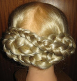 Braids for Natural Braided Updos, S