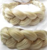 French Braid Headband, thin & wide