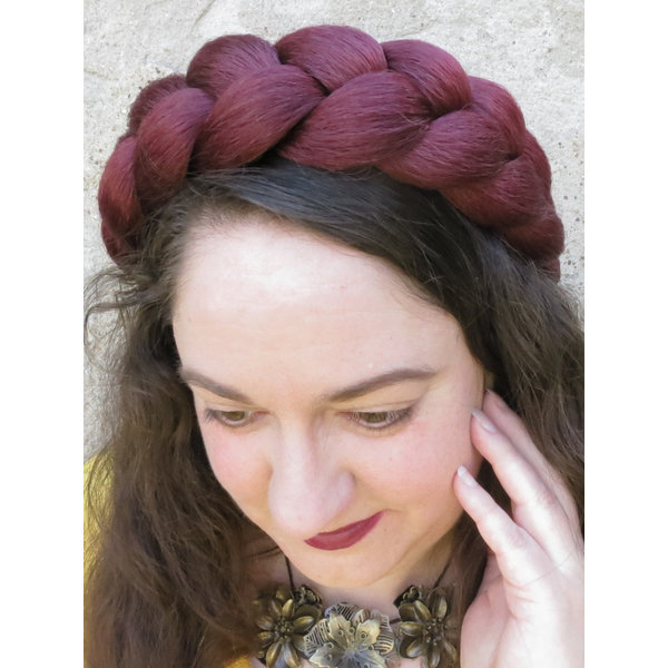 Supersize Gretel Braid Hair Crown