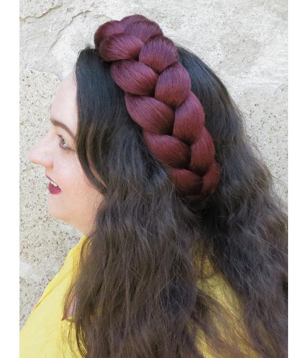 Supersize Gretel Braid Hair Crown