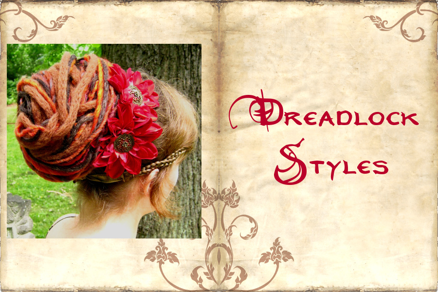 Dreadlock Styles: 9 Styling Tips with Dread Falls!