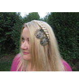 Braid headband classic, medium