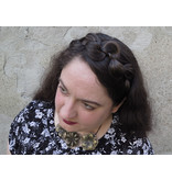 Messy Butterfly Braid Headband, medium