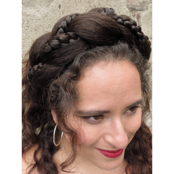 Fantasy Braid Headband Crown Supersize